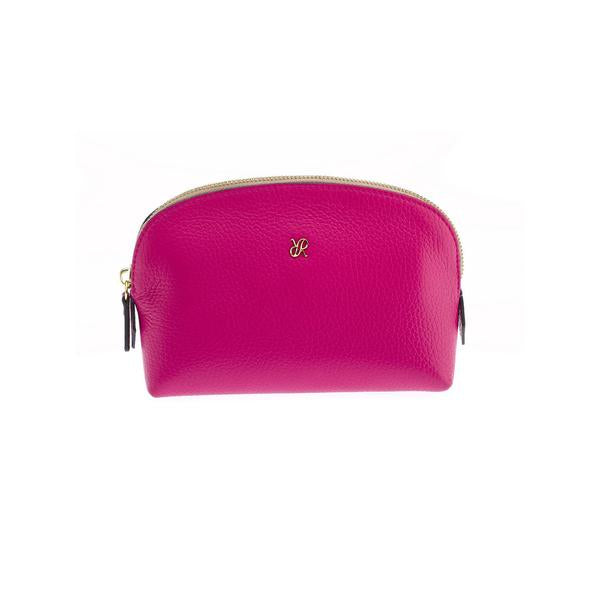 Rapport Small Pink Make Up Pouch F108 - Hamilton & Lewis Jewellery