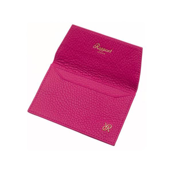 Rapport Sussex Pink Card Wallet F158 - Hamilton & Lewis Jewellery