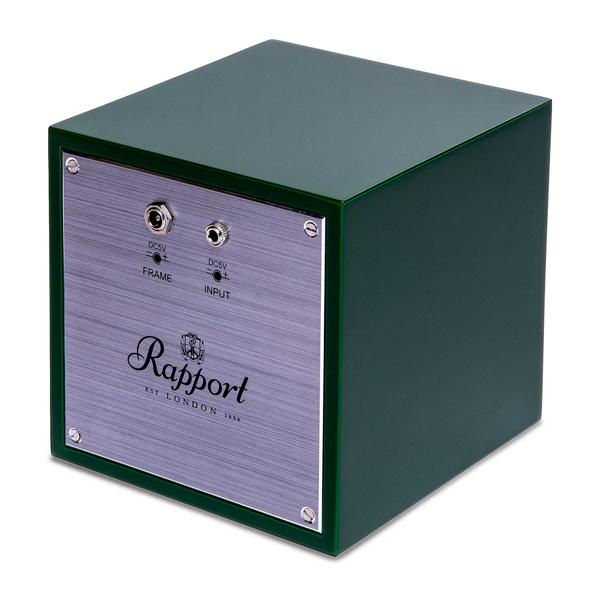 Rapport Single Racing Green Winder EVO24 - Hamilton & Lewis Jewellery