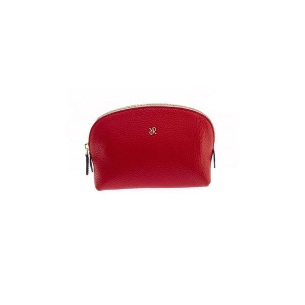 Rapport Small Red Make Up Pouch F104 - Hamilton & Lewis Jewellery