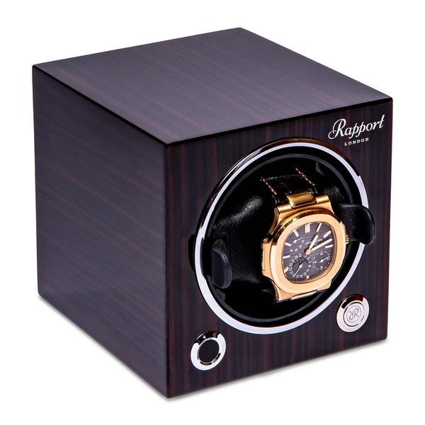 Rapport Single Macassar Winder EVO31 - Hamilton & Lewis Jewellery