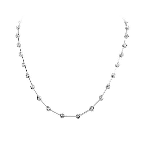 Rosabella diamond necklace 1.13ct - Hamilton & Lewis Jewellery