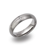 Unique & Co Titanium Ring TR-105 - Hamilton & Lewis Jewellery