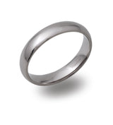 Unique & Co Titanium Ring TR-106 - Hamilton & Lewis Jewellery