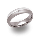 Unique & Co Titanium Ring TR-14 - Hamilton & Lewis Jewellery