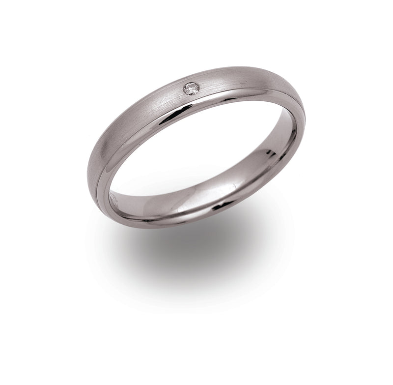 Unique & Co Titanium Ring TR-56 - Hamilton & Lewis Jewellery