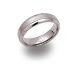 Unique & Co Titanium Ring TR-67 - Hamilton & Lewis Jewellery