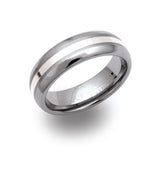 Unique & Co Tungsten Ring TUR-5 - Hamilton & Lewis Jewellery