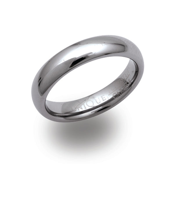 Unique & Co Tungsten Ring TUR-21 - Hamilton & Lewis Jewellery