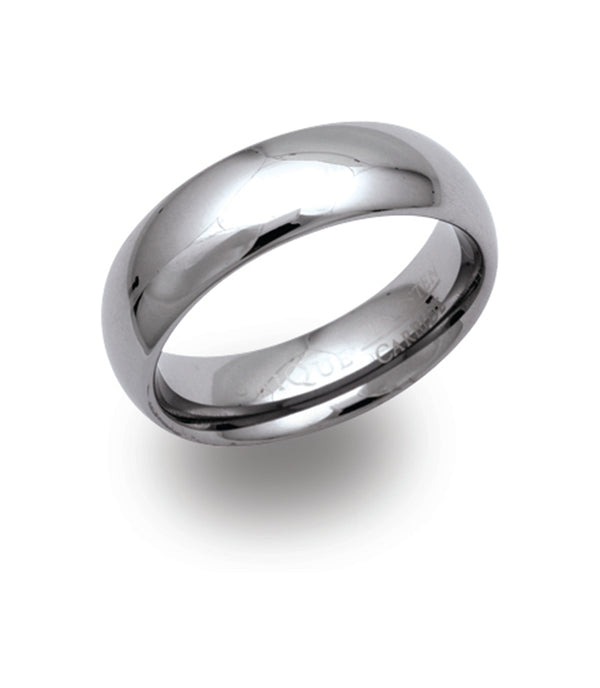 Unique & Co Tungsten Ring TUR-22 - Hamilton & Lewis Jewellery