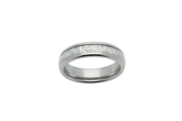 Unique & Co Tungsten Ring TUR-51 - Hamilton & Lewis Jewellery