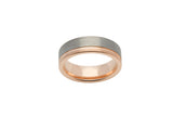Unique & Co Tungsten Ring TUR-53 - Hamilton & Lewis Jewellery