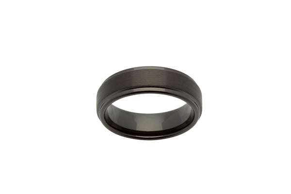 Unique & Co Tungsten Ring TUR-54 - Hamilton & Lewis Jewellery