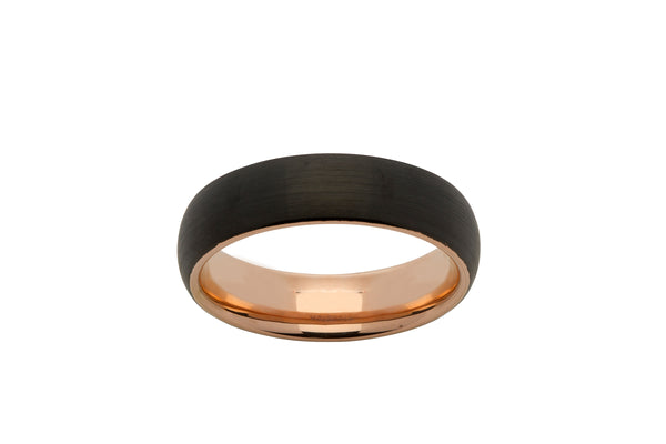 Unique & Co Tungsten Ring TUR-57 - Hamilton & Lewis Jewellery