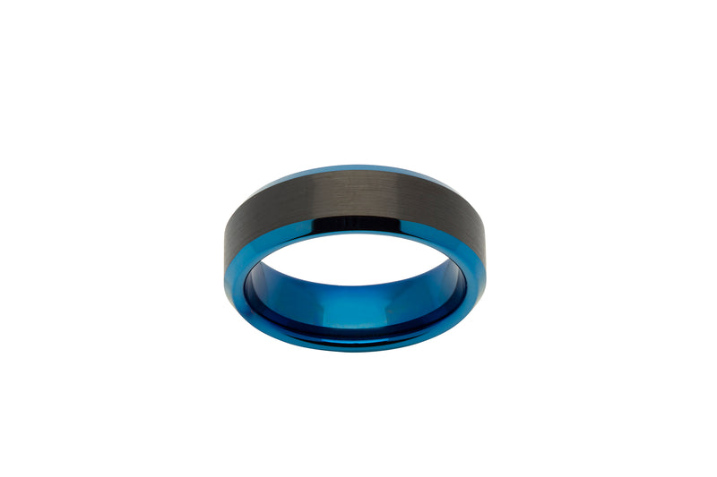 Unique & Co Tungsten Ring TUR-59 - Hamilton & Lewis Jewellery