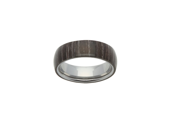 Unique & Co Tungsten Ring TUR-64 - Hamilton & Lewis Jewellery