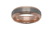 Unique & Co Tungsten Ring TUR-67 - Hamilton & Lewis Jewellery