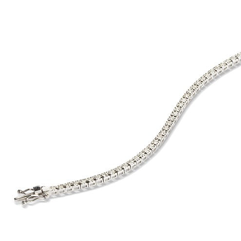 Timeless- Diamond Line Bracelet 1.00ct - Hamilton & Lewis Jewellery