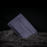 Hamilton Black Leather Card Wallet 040620 - Hamilton & Lewis Jewellery