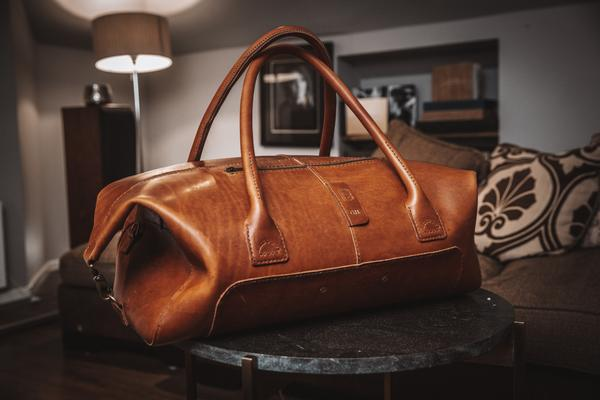The Duffle Bag - Hamilton & Lewis Jewellery