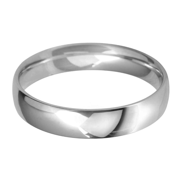 4mm Classic Light Court - Hamilton & Lewis Jewellery