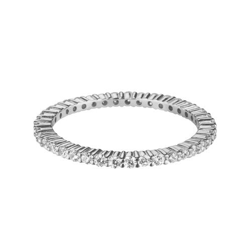 1.5mm ET102 (1.5) Eternity Ring - Hamilton & Lewis Jewellery