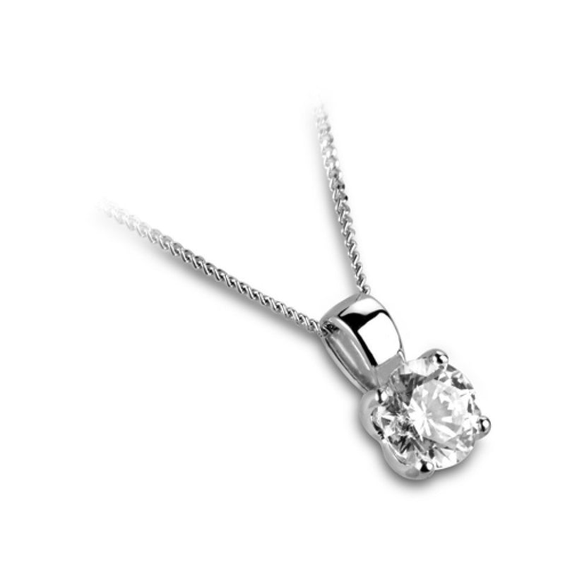 Four Claw Pendant PD1041 - Hamilton & Lewis Jewellery