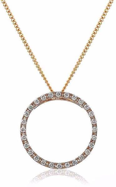Circle of Life Pendant BJP0030 - Hamilton & Lewis Jewellery