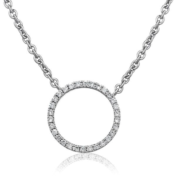 Circle of Life Pendant BJN0002 - Hamilton & Lewis Jewellery
