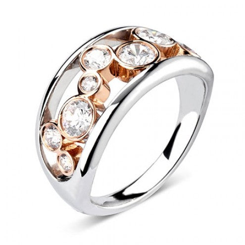 Multi-stone Ring 1.06ct - Hamilton & Lewis Jewellery