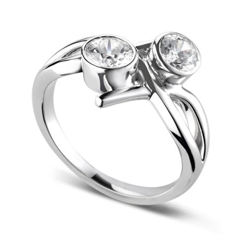 Stunning Lifestyle Ring 0.80ct - Hamilton & Lewis Jewellery