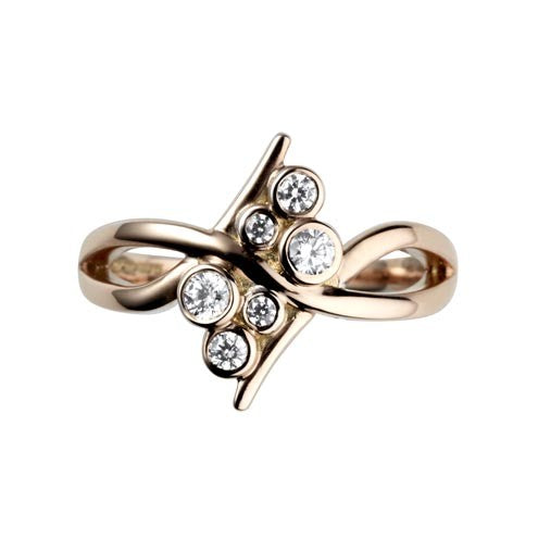 Stunning Lifestyle Ring 0.20ct - Hamilton & Lewis Jewellery