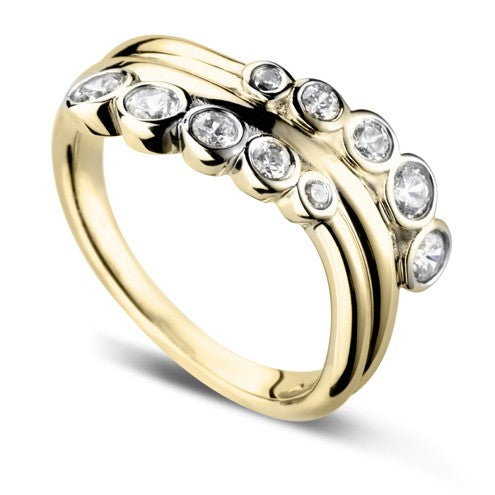 Stunning Lifestyle Ring 0.50ct - Hamilton & Lewis Jewellery
