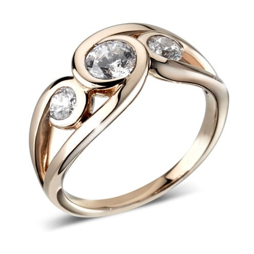 Multi-stone Ring 0.53ct - 0.75ct - Hamilton & Lewis Jewellery