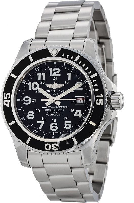 Breitling Superocean II 44 Mens Watch - Hamilton & Lewis Jewellery