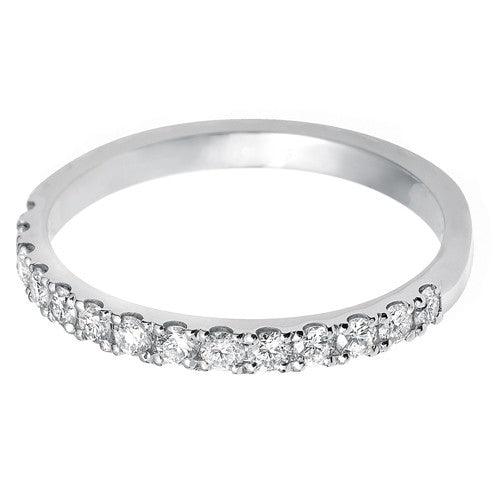 2mm (60%) Vintage Eternity With Scalloped Edge Setting. - Hamilton & Lewis Jewellery
