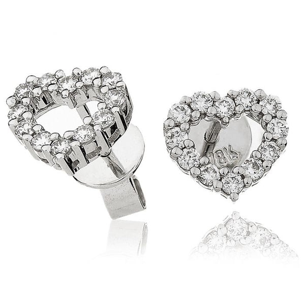 Cluster Earring Set 0.33ct - Hamilton & Lewis Jewellery