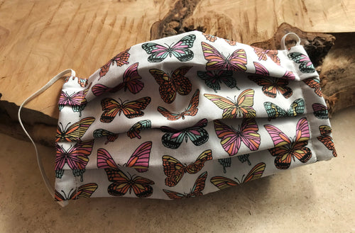 Butterly Reusable Face Mask