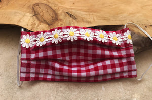Daisy Meadow Reusable Face Mask