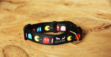 Load image into Gallery viewer, Pacman Dog Collar