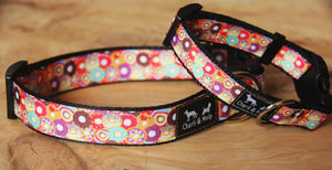 Doughnuts Dog Collar