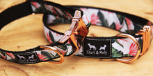Load image into Gallery viewer, Bird of Paradise Premium Dog Collar