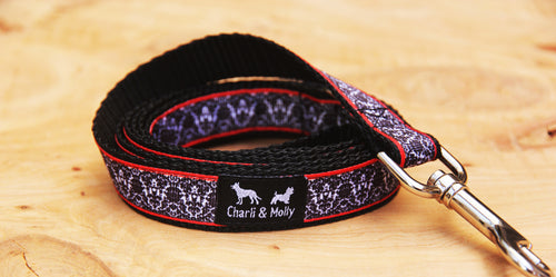 Old World Style Dog Lead