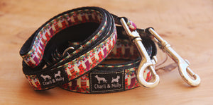 Christmas Stockings Dog Lead