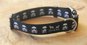 Stormy Dog Collar