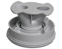 Hot Spring Spas Jet, Rotary White, 71370
