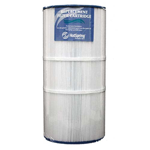 Hot Spring Spa Filter, 100 sf, 77004