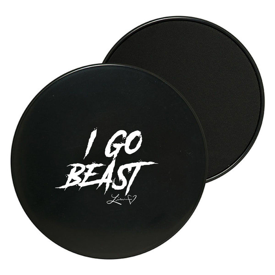 I GO BEAST SLIDER DISC SET - BLACK