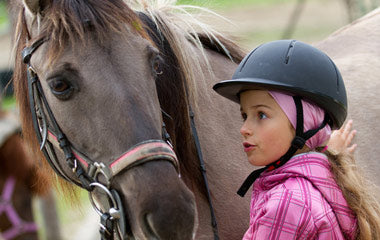 Kids' Horse Riding Gear