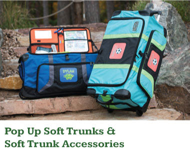 Instructions for Pop Up Soft Trunks & Accessories